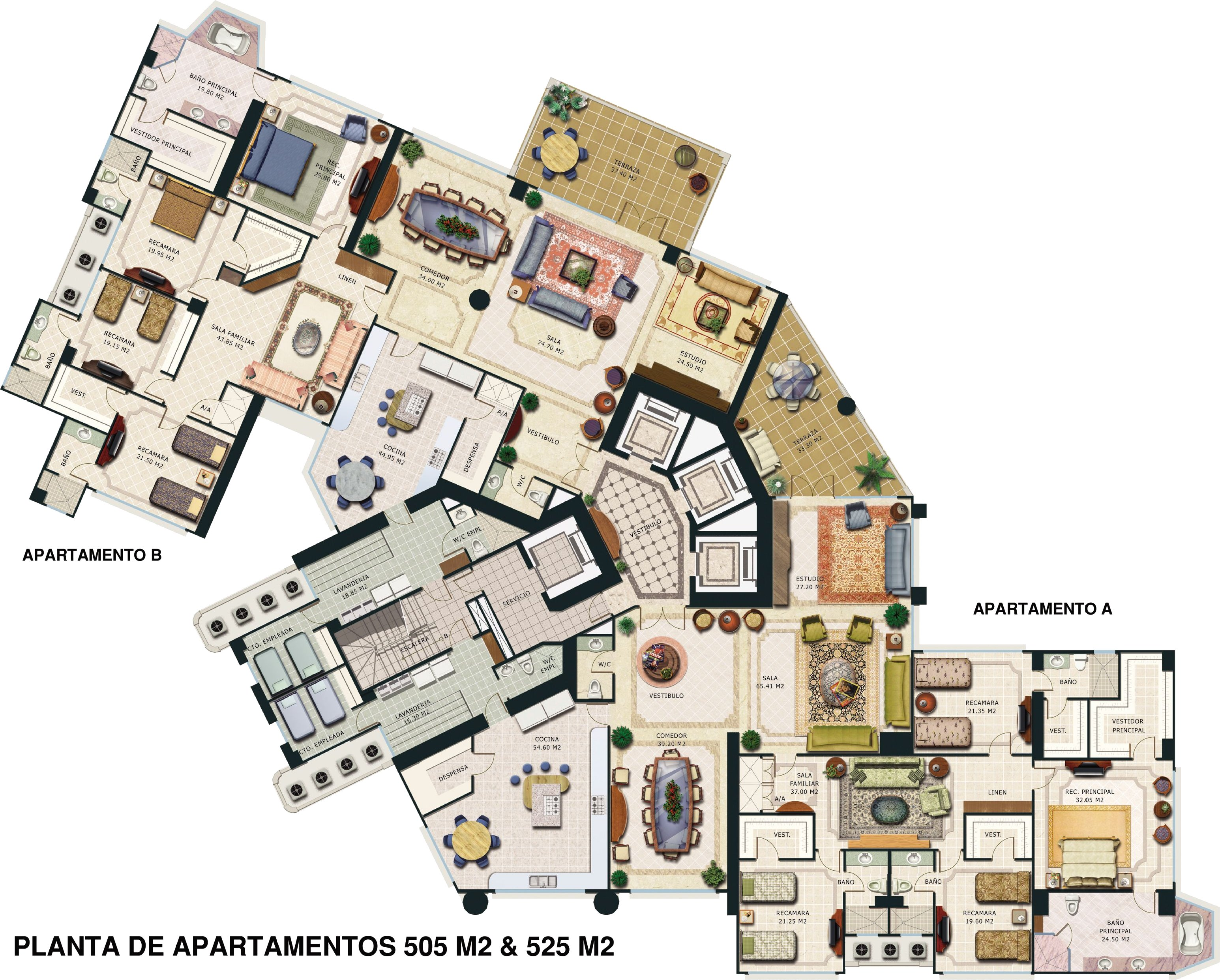 Ducharme investments for Apartment plan layout
